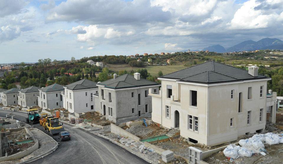 Стоимость жилищного строительства в Албании